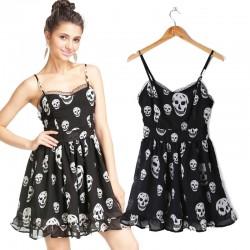 Women-Summer-Casual-Mini-Cute-Beach-Dress-Skull-Print-Strap-Dresses-Backless-Dress-Empire-vestidos-1