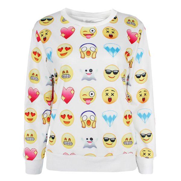 Womens-Mens-Unisex-White-Emoji-Expression-Printed-Sweatshirt-Hoodie-Jumper-Top-1-1