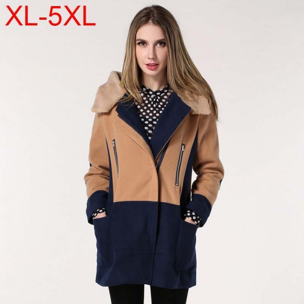 XL-XXXXXL-Plus-size-for-bigger-women-winter-jackets-and-wool-coats-manteau-femme-dames-jassen-1
