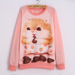 autumn-women-hoody-casual-sweatshirt-pink-thin-long-sleeve-tracksuit-pullover-woman-hoodies-cute-fox-printed-1