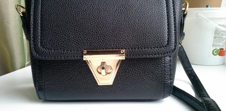 Черная сумка клатч на алиэкспресс — отзыв