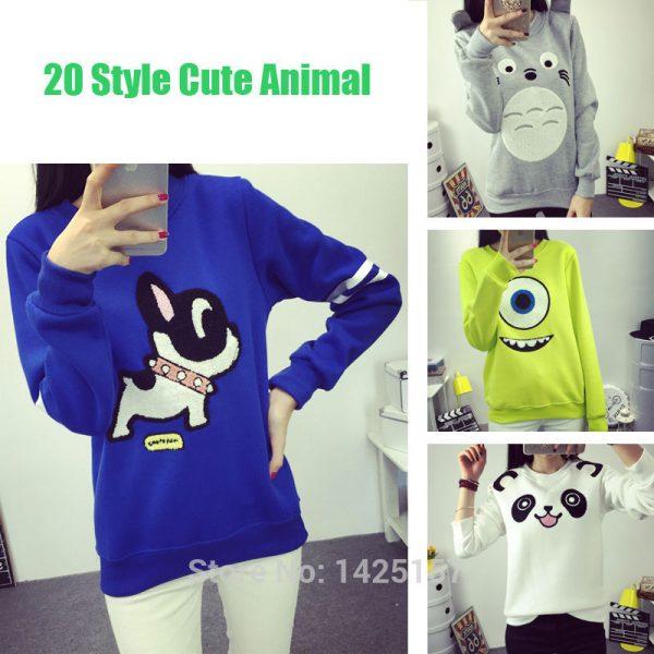 sudaderas-mujer-2015-sweatshirts-woman-svitshot-kawaii-emoji-ears-panda-hoodies-women-harajuku-totoro-sweatshirts-women-1