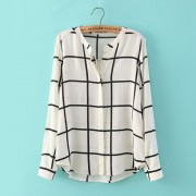 2016-Spring-Fashion-Casual-Boyfriend-Style-Plaid-Shirt-Women-Good-Quality-Long-Sleeve-Loose-Grid-Blouse-3