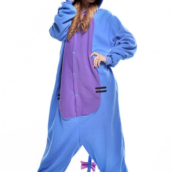 2016-Winter-Kigurumi-Blue-Donkey-Tracksuit-Pajamas-Soft-Cartoon-Costume-Kigurumi-Pyjamas-For-Women-Onesies-For-1