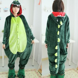Flannel-Dinosaur-Unisex-onesie-kigurumi-Winter-Warm-pajamas-for-women-pijama-mujer-invierno-pyjama-animaux-pigiama-1