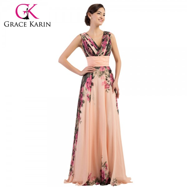 Grace-Karin-Sexy-Elegant-Backless-Flower-Floral-Long-Evening-Dress-Pattern-Formal-Dresses-Chiffon-Gown-robe-1