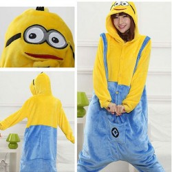 High-quality-Unisex-Flannel-Adult-Minion-Pajamas-Pyjamas-Women-Onesie-Men-Cosplay-Kigurumi-Animal-Onesies-Sleepwear-1