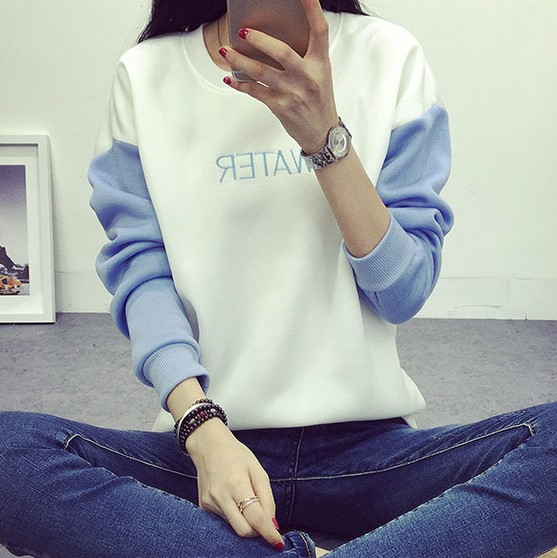 New-Style-Women-Hoodies-Fashion-Spell-Color-Long-Sleeved-Girlfriends-Hedging-Sweatshirts-Harajuku-Sudaderas-Letters-Tracksuits-1