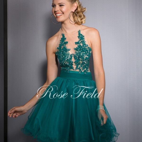 SL-022102-Sexy-A-line-Halter-Transparent-Bodice-Beaded-Cocktail-Dress-1