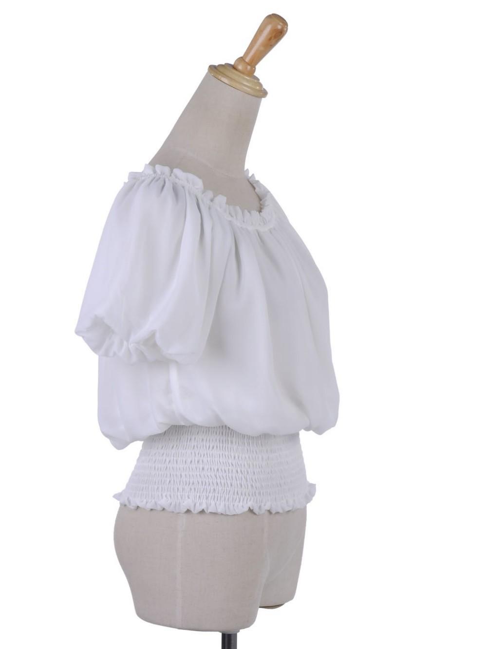 Блузки на резинке купить