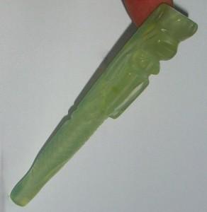 Нефритовый мундштук