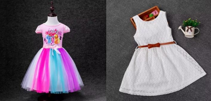 летние платья для девочек купить на алиэкспресс aliexpress