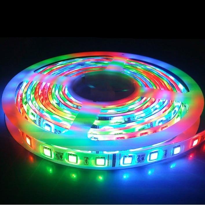 светодиодная лента RGB на алиэкспресс