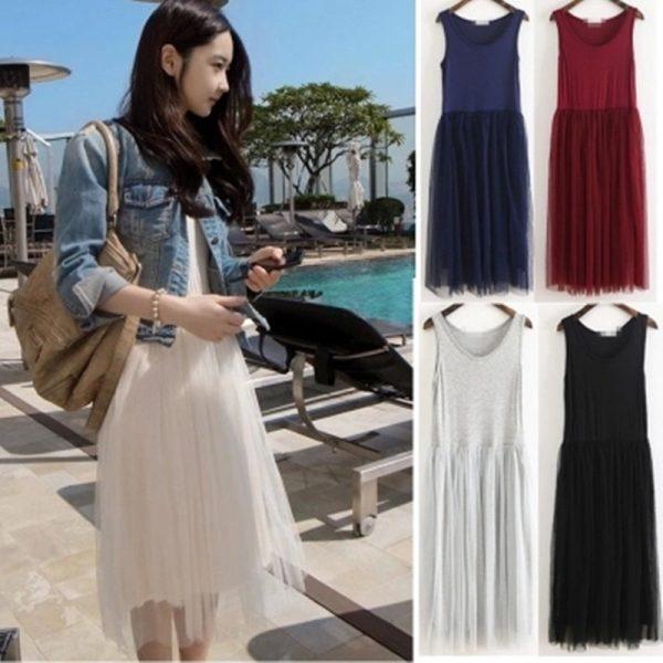 vestidos-New-Arrival-Custom-Fit-Party-Vest-Dresses-Modal-Tutu-Tulle-Summer-Dress-Women-Tank-Sleeveless-1