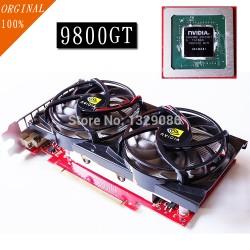 Оригинал-видеокарта-geforce-gtx-пласа-де-видео-видеокарта-nvidia-9800gt-1024-МБ-256-бит-видео-карты