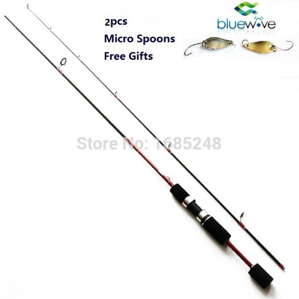 1-80m-2-Section-Utral-Light-Action-Pure-30T-Carbon-0-8-5g-Spinning-Rod-Fishing-1