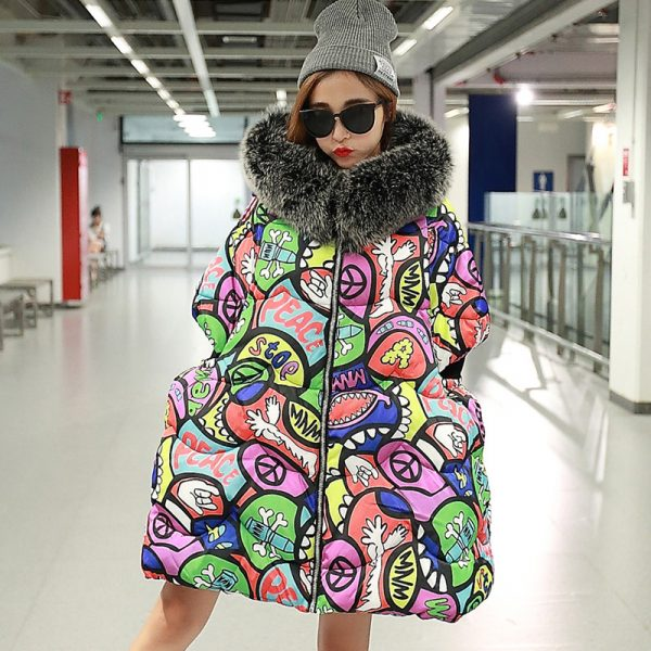 2016-Free-Shipping-Winter-New-Women-Cotton-Thick-Winter-Coat-For-Parka-Jackets-Coats-White-Plus-1