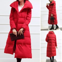 2016-New-Korean-women-winter-coat-long-section-of-female-cotton-jacket-loose-plus-size-straight-1