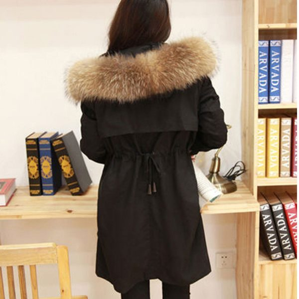 2016-Winter-Jacket-Women-Thick-Warm-Winter-Coat-Slim-Wasit-Fur-Hooded-Women-Army-Green-Black-1
