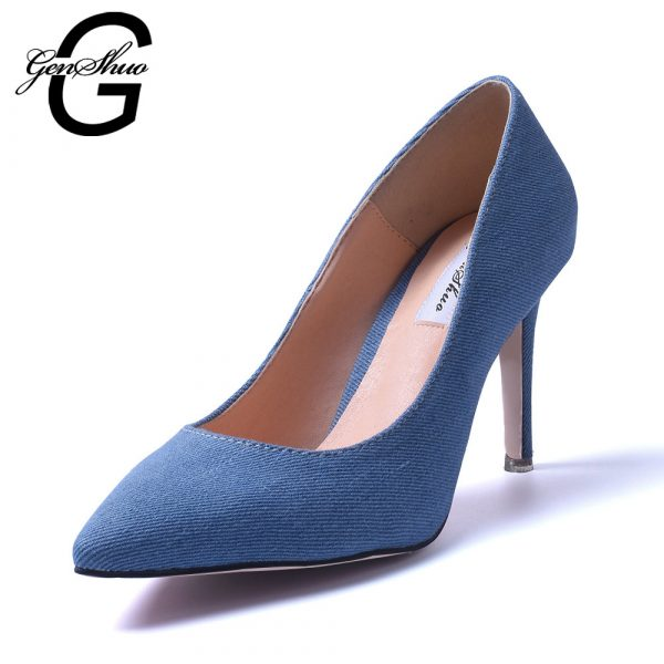 33-43-Women-Pumps-Blue-Jean-High-Heel-Shoes-Woman-Vintage-Pointed-Toe-High-Heels-Wedding-1
