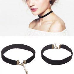 3Pcs-2015-90-s-Women-Black-Velvet-Choker-Necklace-Gothic-Handmade-Retro-Burlesque-Jewelry-71631-1