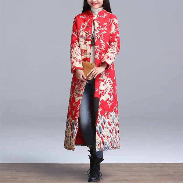 BOHOCHIC-Original-Vintage-Bohemian-Outwear-Stand-Collar-Long-Sleeves-Ethnic-Parka-Plus-Size-Winter-Coat-Women-1