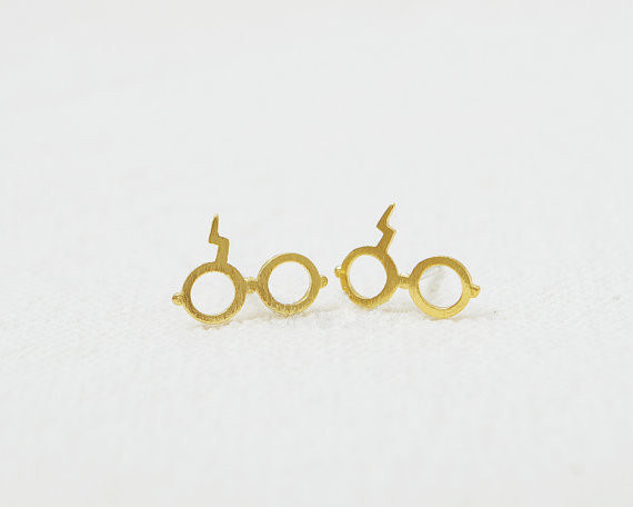 Fashion-harry-potter-glasses-stud-earrings-personality-magic-glasses-stud-earrings-for-women-wholesale-free-shipping-1