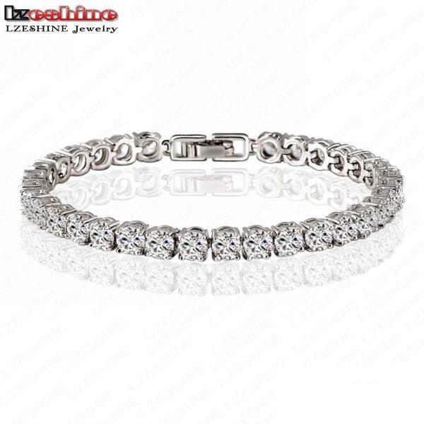 LZESHINE-Wholesale-Hot-Sale-Unisex-Wedding-Jewelry-Bracelets-Real-Platinum-Plated-AAA-Cubic-Zircon-Fine-Bracelets-1