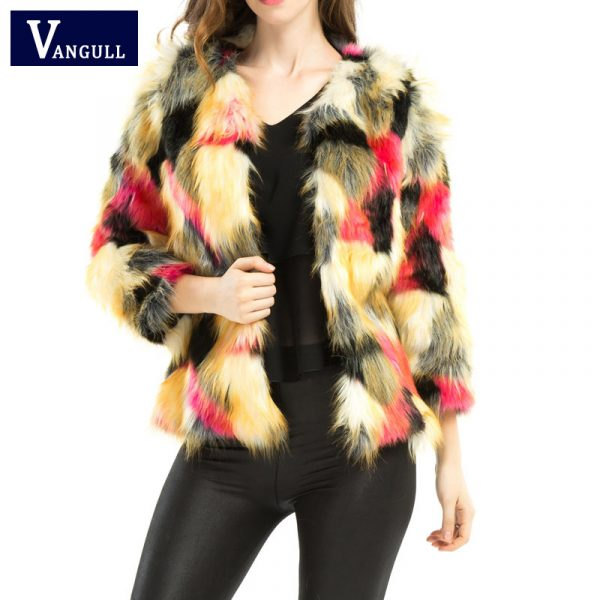 Luxury-Faux-Fur-Coat-Mix-Color-Long-Sleeve-Female-Shaggy-Jacket-Winter-Fashion-2015-Slim-Long-1