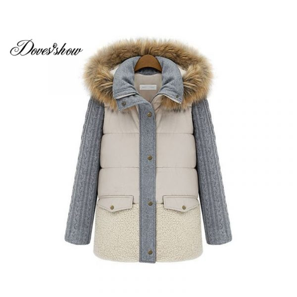 Mixed-Color-Hooded-Cotton-padded-Jacket-Coat-2016-New-Thicken-Female-Winter-Parkas-Women-Winter-Coat-1