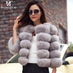 New-Arrival-2016-Fashion-Women-Fur-Coat-High-Quality-Faux-Fox-Patchwork-Fur-Short-Coat-Female-1