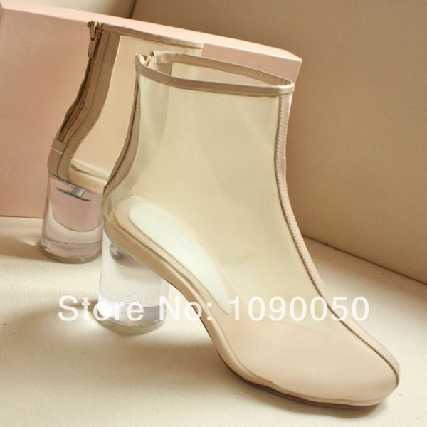 New-zapatos-mujer-transparent-gauze-summer-cool-boots-women-s-high-heeled-sexy-ankle-shoes-woman-1