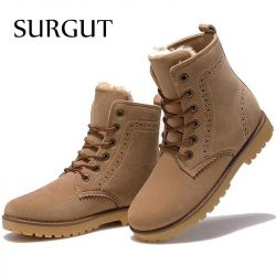SURGUT-Brand-2016-Fashion-Winter-Shoes-Women-s-Winter-Suede-Boots-For-Men-Ladies-Snow-Boot-1