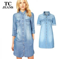 TC-High-Quality-Women-s-Blouses-Jeans-Shirt-2016-Spring-Denim-Shirts-Slim-Pockets-Top-Women-1