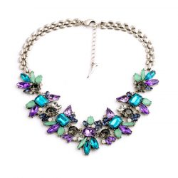 Women-Fashion-Amethyst-Sapphire-Jewelry-Brand-Designer-Shining-Crystal-Flower-Pendant-Necklace-Accessories-1