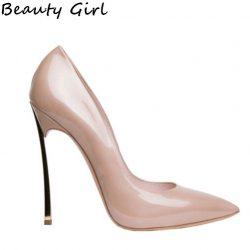 Women-Shoes-High-Heels-Women-Pumps-Stiletto-12CM-Heels-Nude-Shoes-Woman-High-Heels-Patent-Leather-1