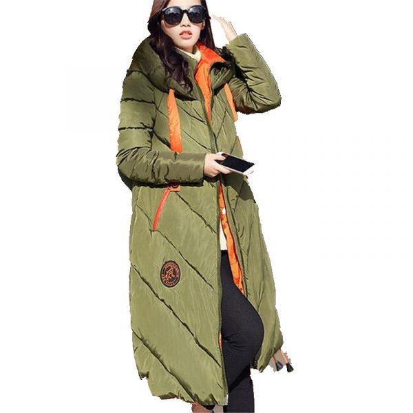 Women-Winter-Coat-Long-sleeve-Splice-Hooded-Long-Jacket-Thick-Warm-Cotton-Down-jacket-Large-size-1