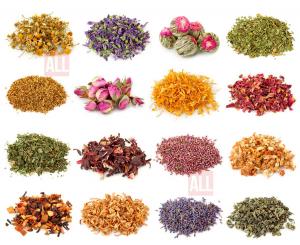 Другие виды сортов чая из Китая