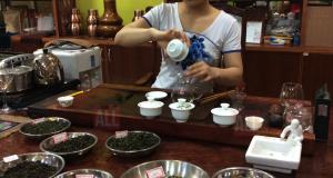 цены на чай в Китае