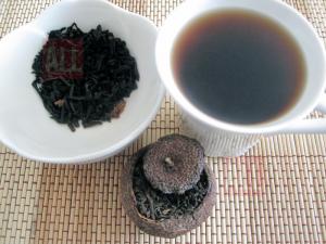 чай пуэр на алиэкспресс