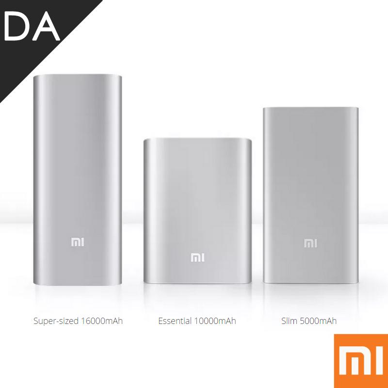 У Xiaomi много разновидностей Power Bank
