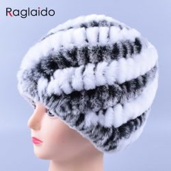 Genuine-Rex-Fur-Pom-poms-Snow-Cap-Winter-Hats-for-Girls-Skull-Cap-Real-Fur-Knitting-1