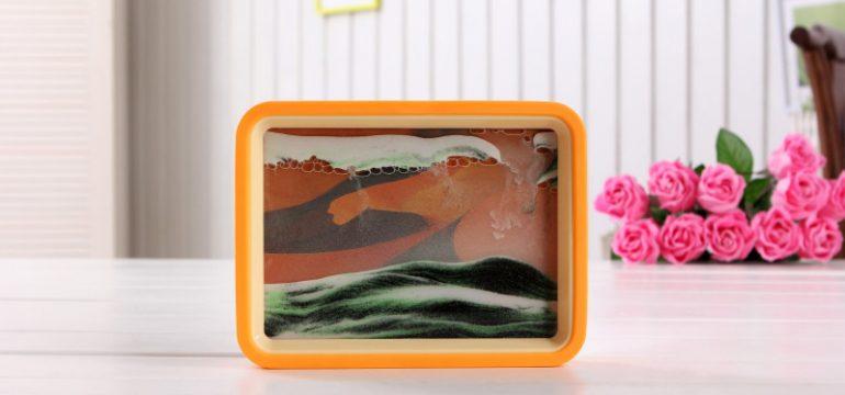 Что купить: песочные картины в рамках или жидкий антистресс на алиэкспресс?