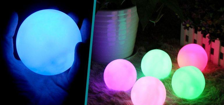 Ночной светильник с AliEpxress, как часть вашего интерьера