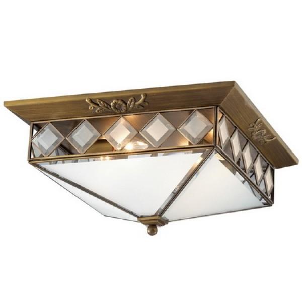 потолочный светильник в английском стиле