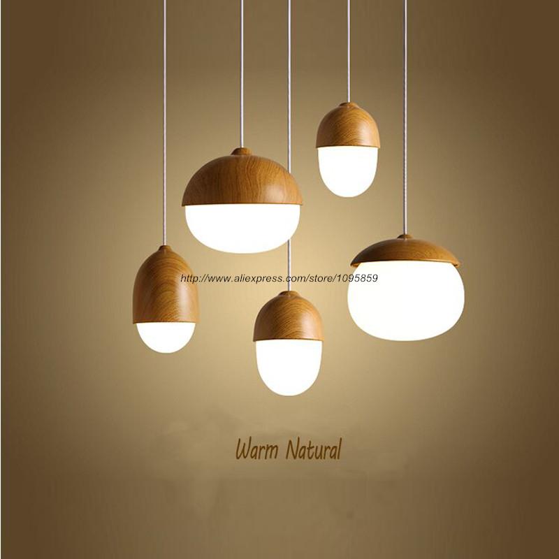 потолочный светильник в скандинавском стиле